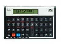 Calcolatrice HP 12C Platinum