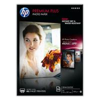 HP PREMIUM PLUS SEMI-GLOSSY PHOTO PAPER