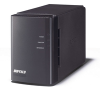LINKSTATION DUO 6TB NAS GIGABIT RAID 0/1