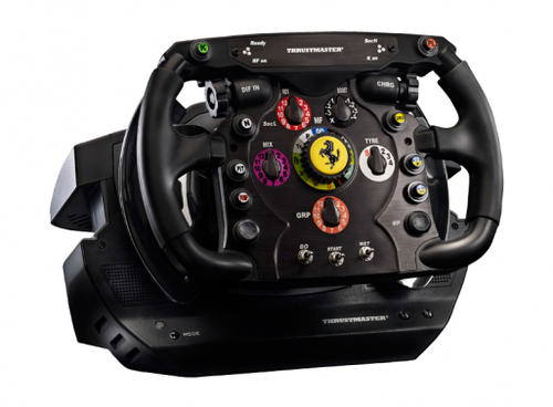 Game accessoire Thrustmaster Ferrari F1 Wheel Integral T500