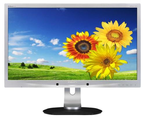 Scherm Philips Brilliance LCD-monitor met LED-achtergrondverlichting 241P4QPYES