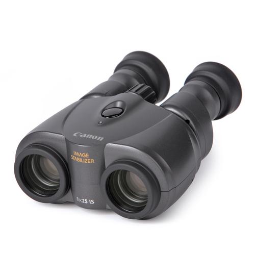 Canon 8X25 IS Porro II Noir jumelle
