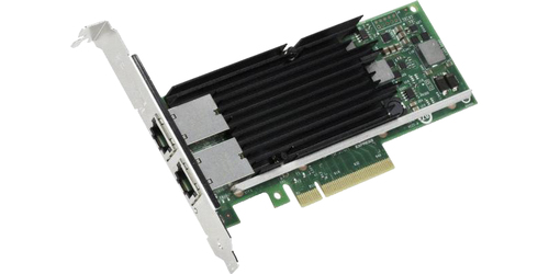 Netwerk adapter Intel X540-T2