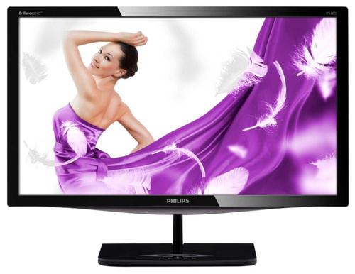 Scherm Philips Brilliance IPS LCD-monitor met LED-achtergrondverlichting 239C4QHSB