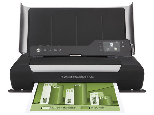 Inktjet & Foto Printer HP Officejet L511a