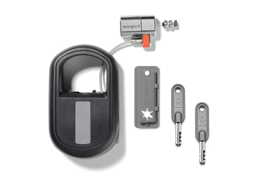 Kensington ClickSafe® Keyed Retractable Laptop Lock