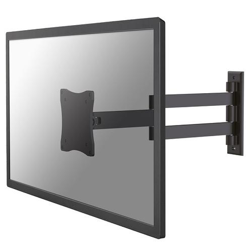 Ophangsysteem Newstar FPMA-W830BLACK flat panel muur steun