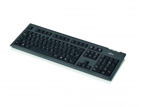 Toetsenbord Fujitsu KB410 PS2 (DE)(US)