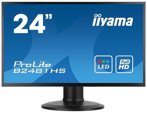 Scherm iiyama ProLite B2481HS-B1 PC-flat panel
