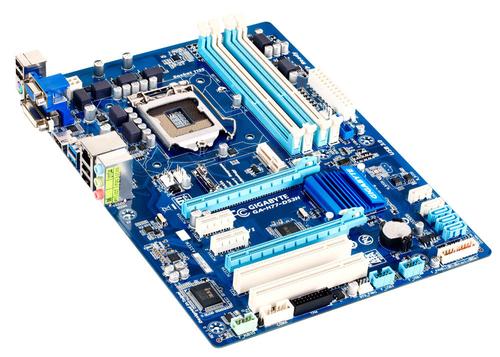 Gigabyte GA-H77-DS3H moederbord