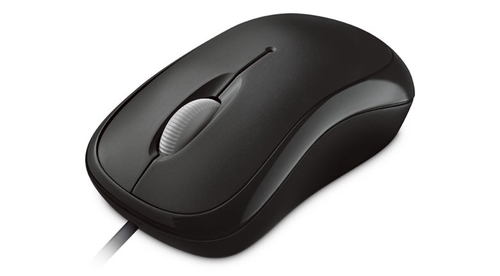 Muis Microsoft Basic Optical Mouse