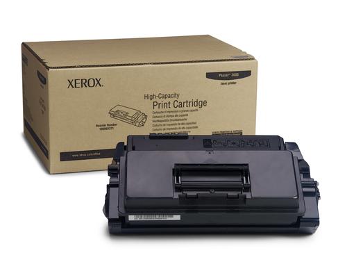 Laser Toner Xerox Phaser 3600 hoge capaciteit printcartridge (14.000)