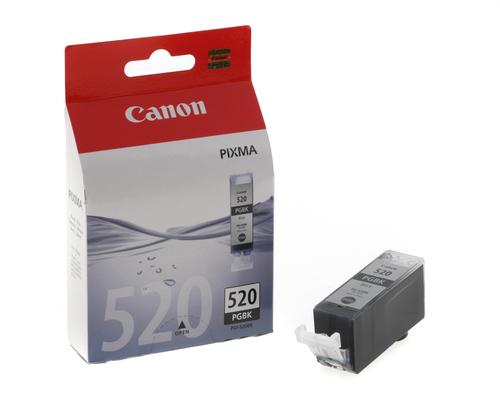 Inktpatroon Canon PGI-520BK