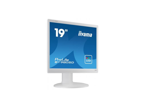 Scherm iiyama ProLite B1980SD-W1 19