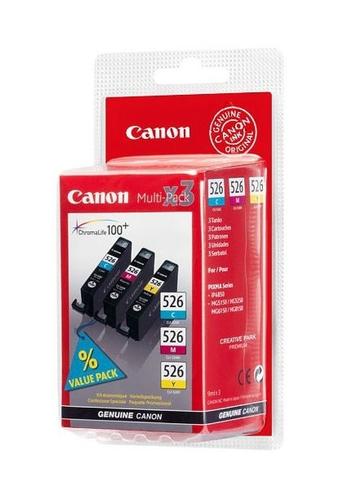 Inktpatroon Canon CLI-526 C/M/Y