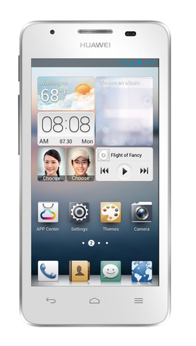 Smartphone Huawei Ascend G510 Wit 4GB
