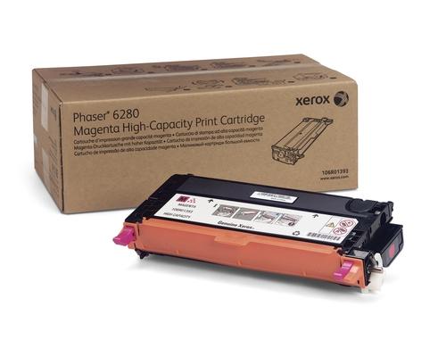 Laser Toner Xerox Hoge capaciteit tonercartridge, magenta (5.900 pagina's)