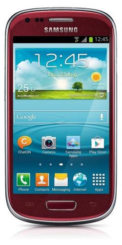 Smartphone Samsung Galaxy S III mini GT-I8190 8GB Rood