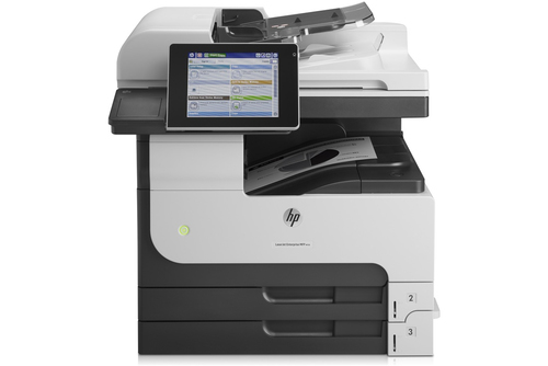 All-in-One Printer HP LaserJet Enterprise MFP M725dn