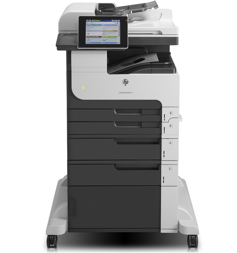 All-in-One Printer HP LaserJet Enterprise MFP M725f