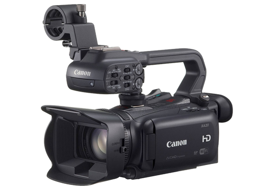 Video camera Canon XA 20