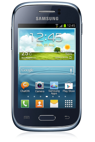 Smartphone Samsung Galaxy Young GT-S6310 4GB Blauw
