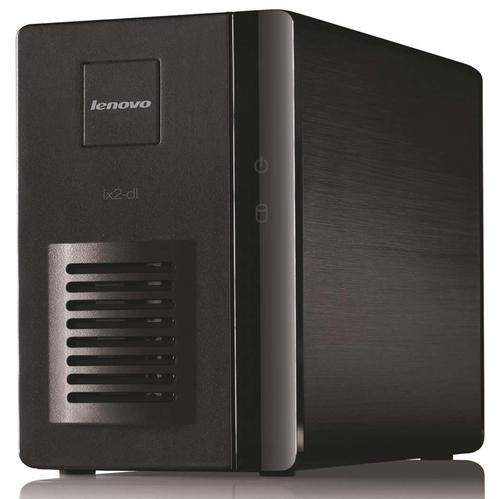 NAS Systeem Lenovo Iomega ix2