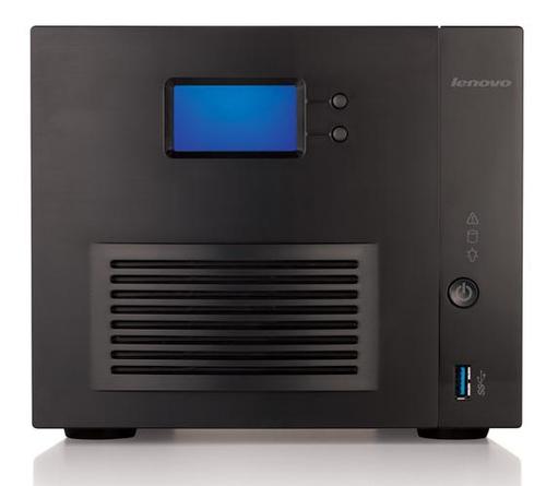 NAS Systeem Lenovo Iomega ix4 300d