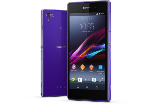 Smartphone Sony Xperia Z1 4G Paars 16GB
