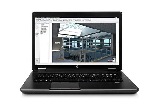 Werkstation HP ZBook 17