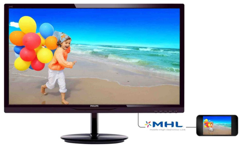 Philips LCD-monitor met SmartImage Lite 244E5QHSD