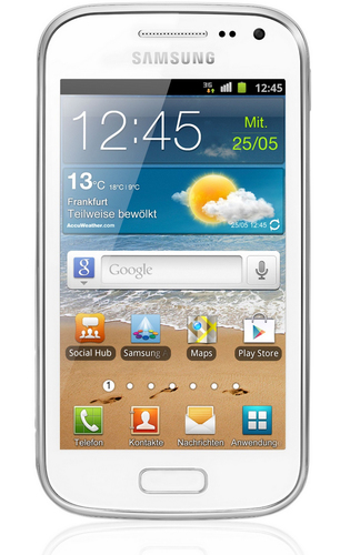 Smartphone Samsung Galaxy Ace 2 Wit