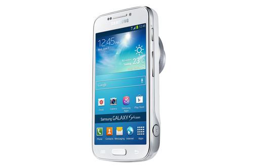 Smartphone Samsung Galaxy S4 zoom SM-C105 8GB 4G Wit