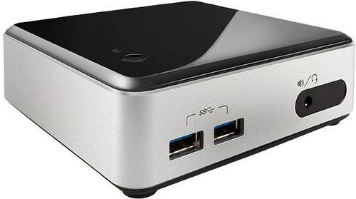 Barebone Intel D54250WYK