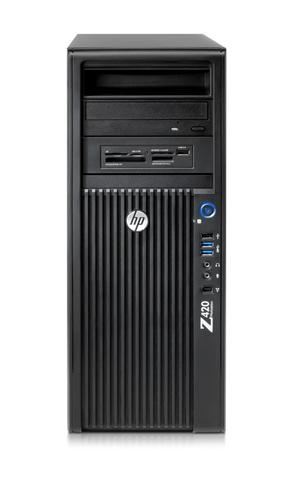 Werkstation HP Z 420