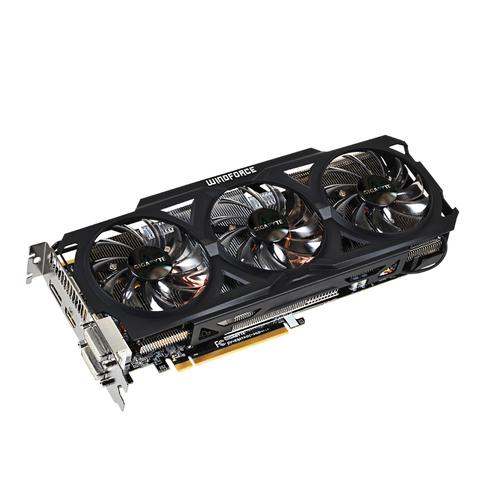 Gigabyte Radeon R9 270X, 2GB