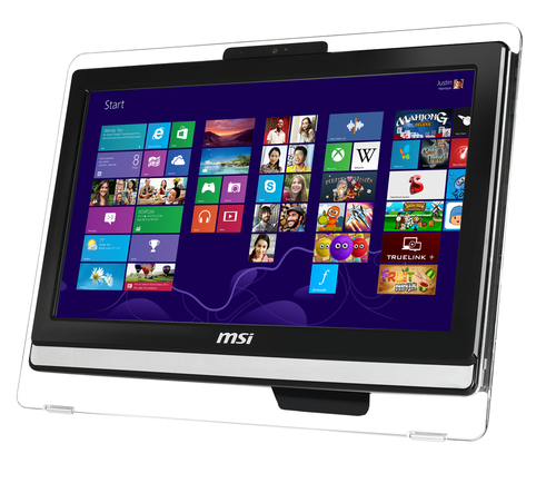 All-in-one MSI Wind Top AE200-005NL All-in-One PC/workstation