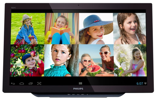 All-in-one Philips Smart All-in-One display S221C4AFD