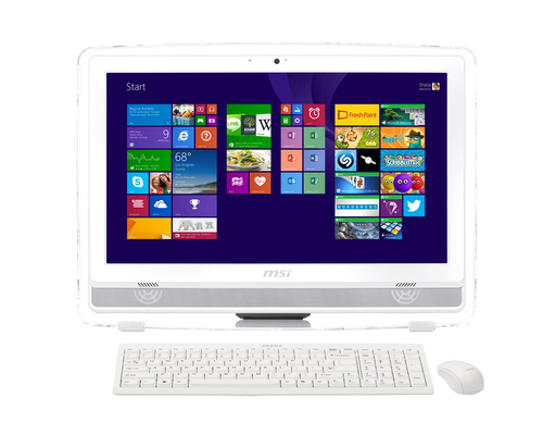 All-in-one MSI Wind Top AE222-017NL All-in-One PC/workstation