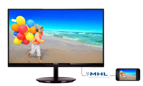 Philips LCD-monitor met SmartImage Lite 224E5QDAB