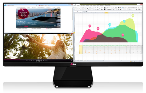 Scherm LG 29UM65-P LED display