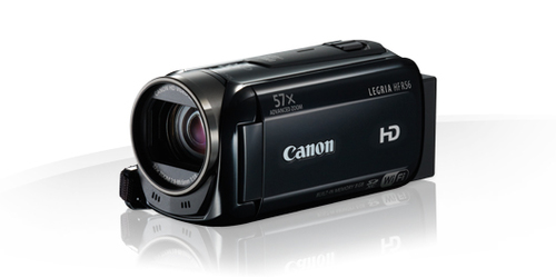 Video camera Canon LEGRIA HF R56