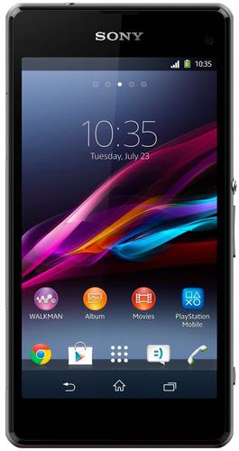 Smartphone Sony Xperia Z1 Compact 4G Zwart 16GB