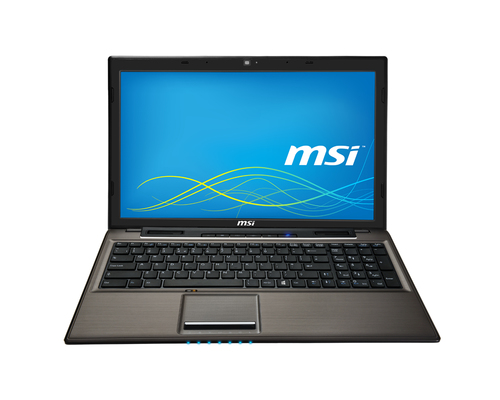 Laptop MSI Classic CR61 3M-025BE notebook