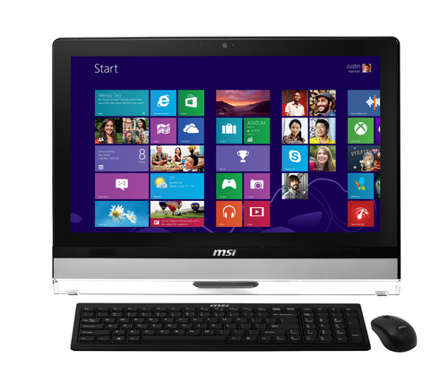 All-in-one MSI Wind Top AE221-026EE All-in-One PC/workstation