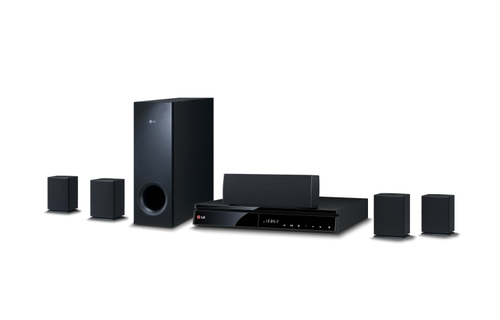 LG BH6240S home cinema-systeem
