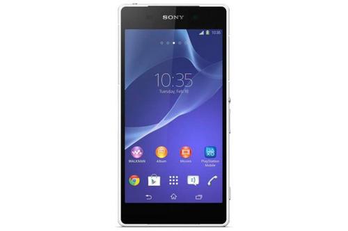 Smartphone Sony Xperia Z2 4G Wit 16GB