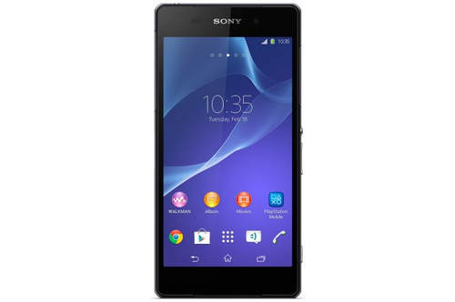 Smartphone Sony Xperia Z2 16GB 4G Zwart