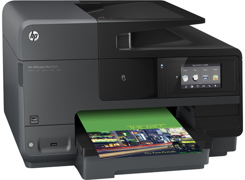 Inktjet & Foto Printer HP Officejet 8620
