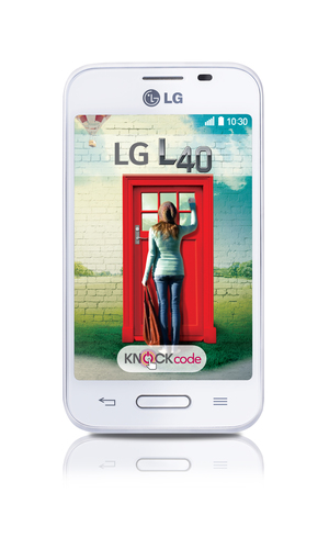 Smartphone LG L40 D160 Wit 4GB